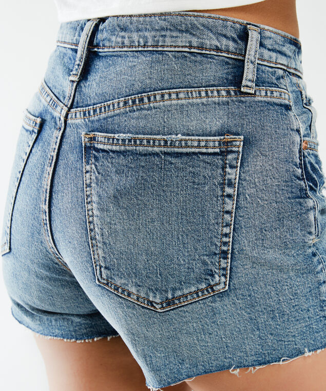 frisco short - wb, Denim