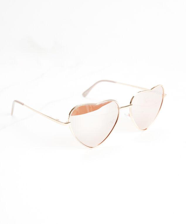 heart shaped sunglasses, Pink