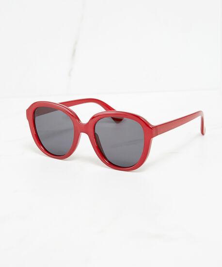 round sunglasses, Wine, hi-res