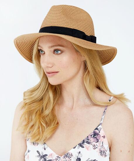panama hat, TOBACCO, hi-res