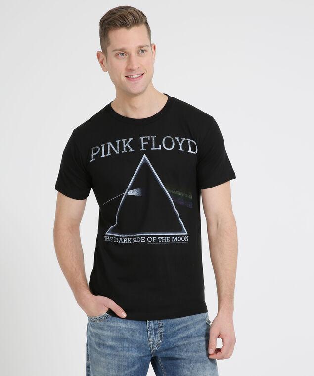 pink floyd graphic tee, BLACK, hi-res