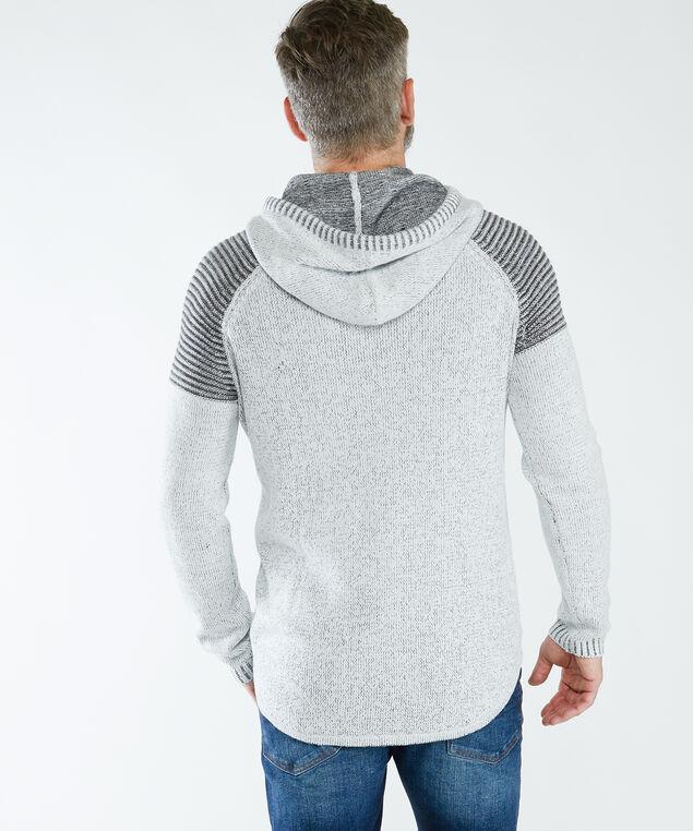 yd hoodie, Ivory