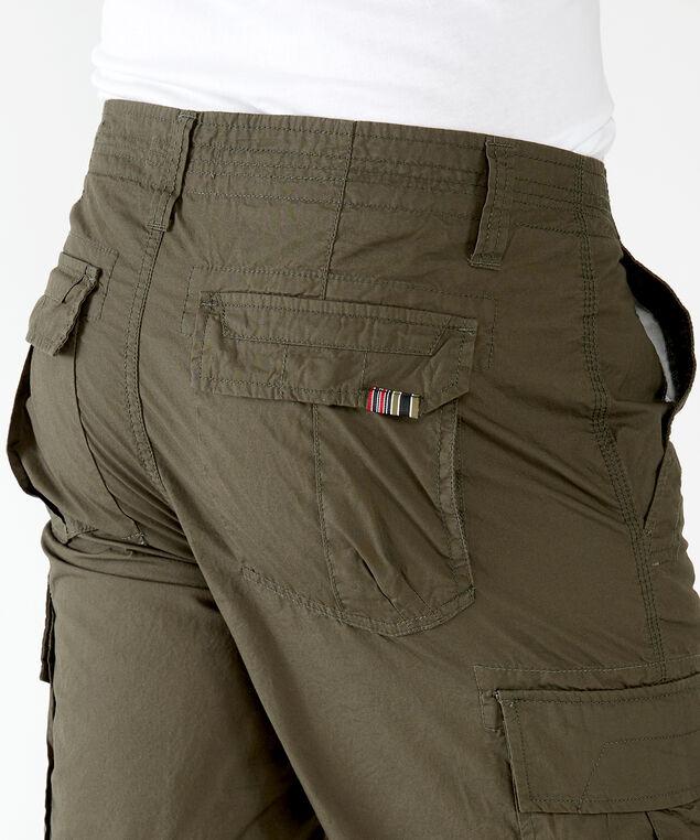 cargo pocket short, Dark Olive