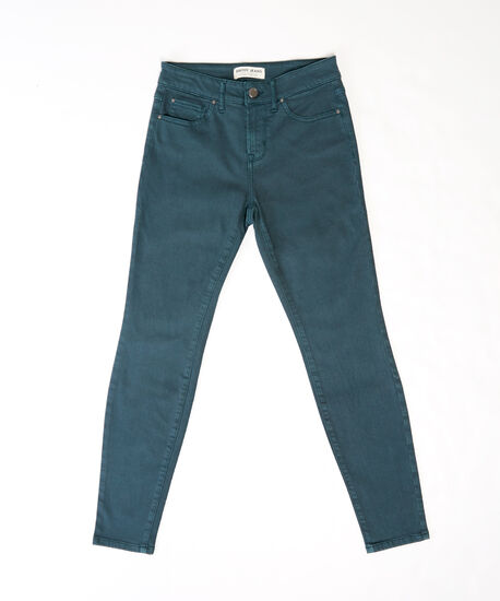 colour hr skinny ankle f20 emerald, , hi-res