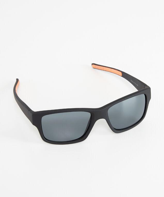 black & orange sunglasses, BLACK/ORANGE, hi-res