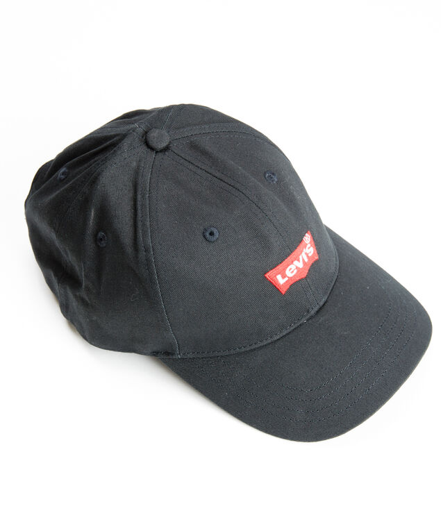 black batwing ballcap, Black