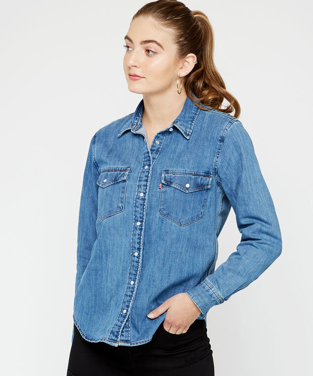 levis denim shirt, Denim
