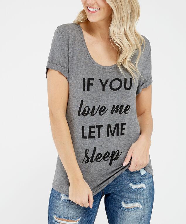 let me sleep, Grey, hi-res