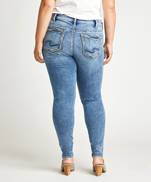 plus size skinny jean - wb,