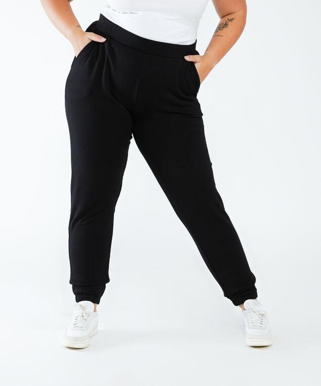 janette jogger, Black
