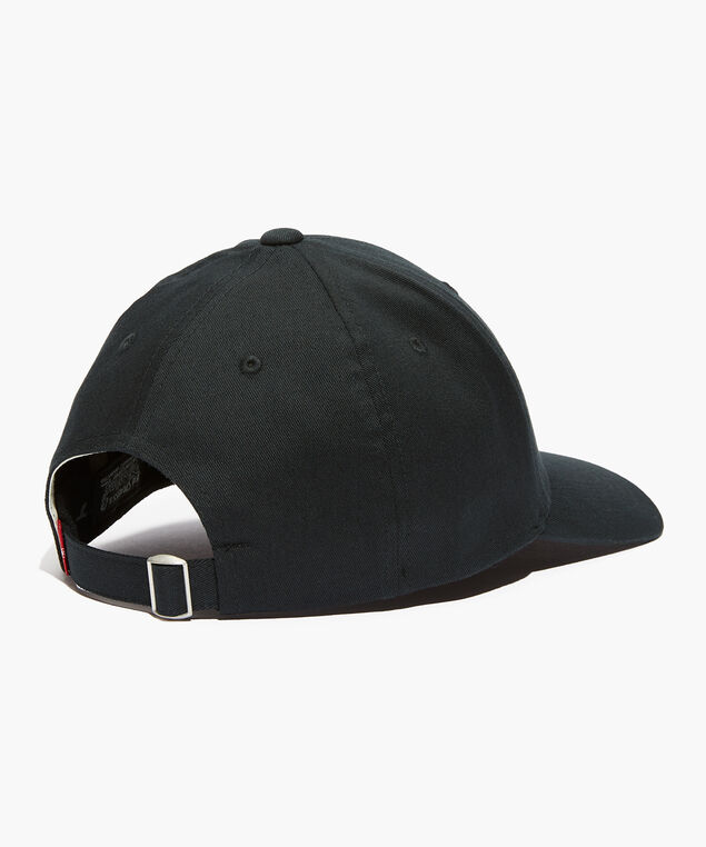 levi's flexfit baseball hat black, Black, hi-res