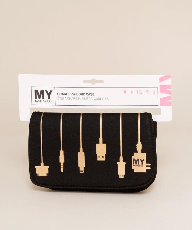 plug in metallic charger case - wb, ROSE GOLD, hi-res