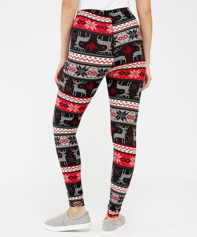 reindeer stripe legging, Stripe Reindeer, hi-res