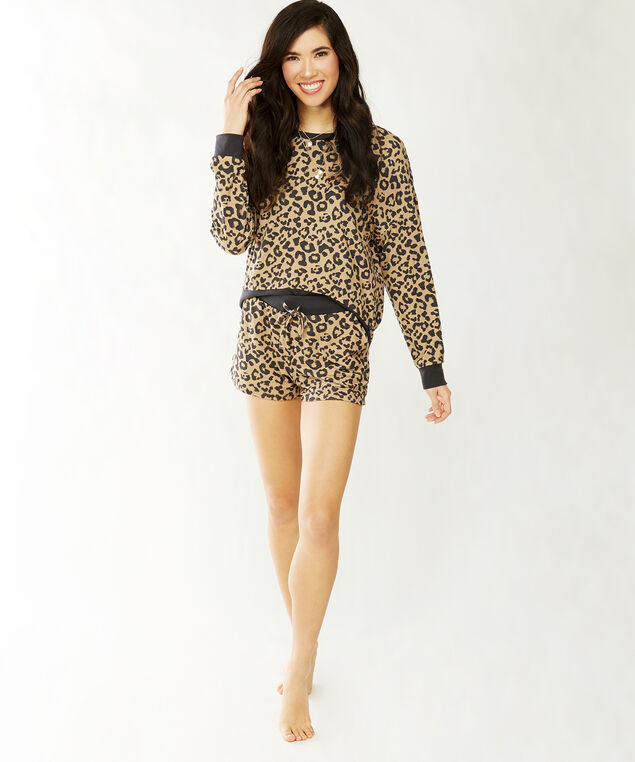 emmie short sp21, Leopard