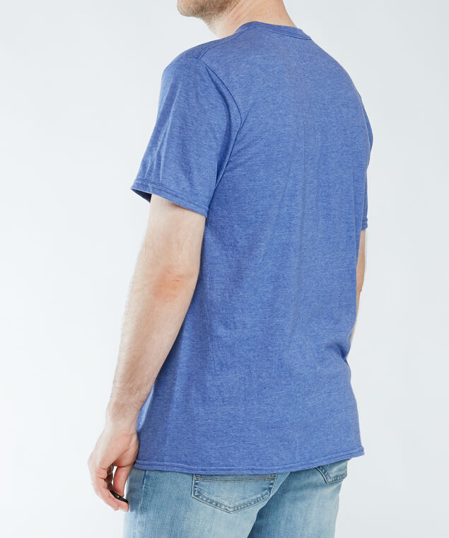 chill the fook out tee, Blue Pt