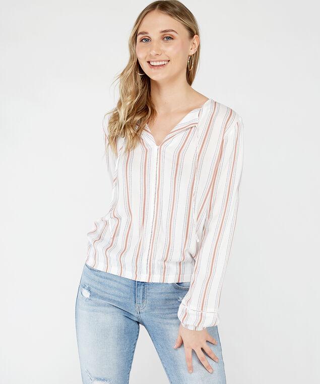nia, Cream Stripe