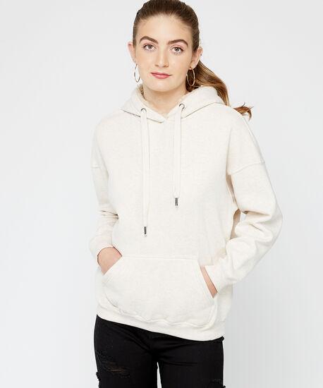fur lined hoodie - wb, Natural, hi-res