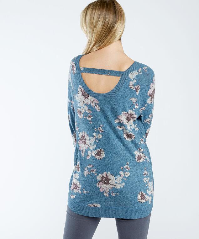 sherece, Blue Floral