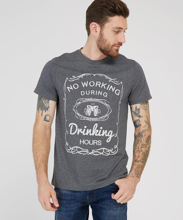 drinking hours, CHARCOAL MELANGE, hi-res