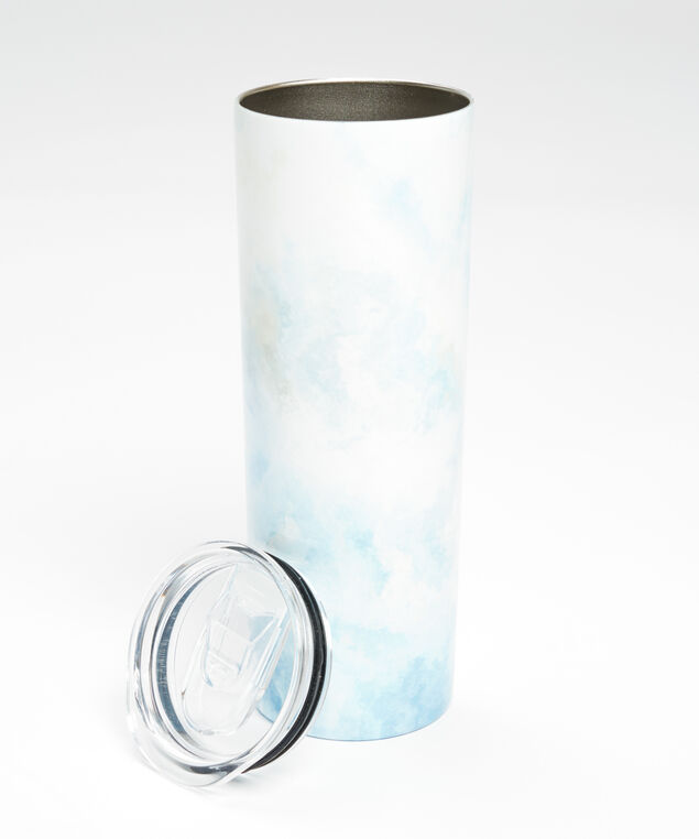 insulated tumbler, Blue