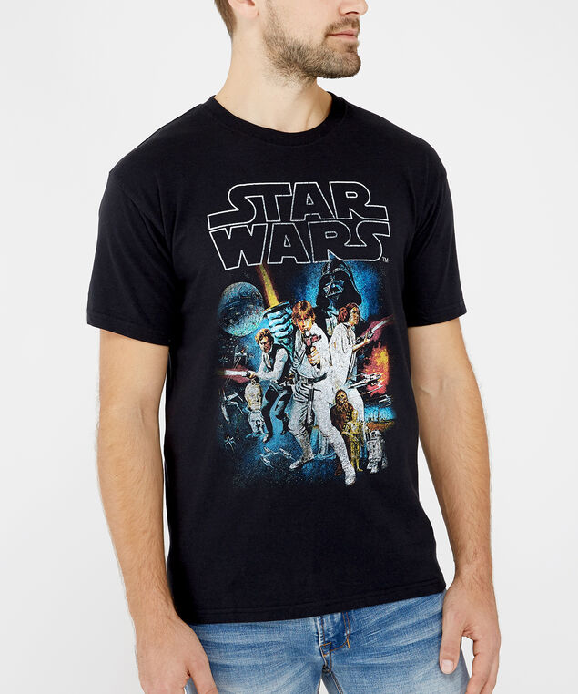 star wars tee, Black, hi-res