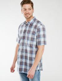 ocean current plaid shirt