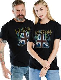 def leppard hysteria tee shirt