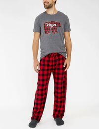 holiday pajama pant