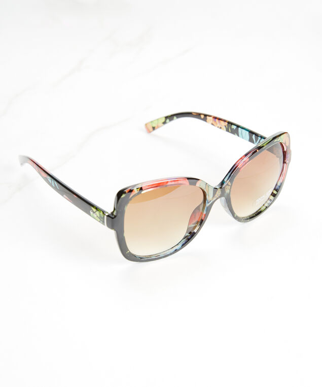 women's square sunglasses, Multi