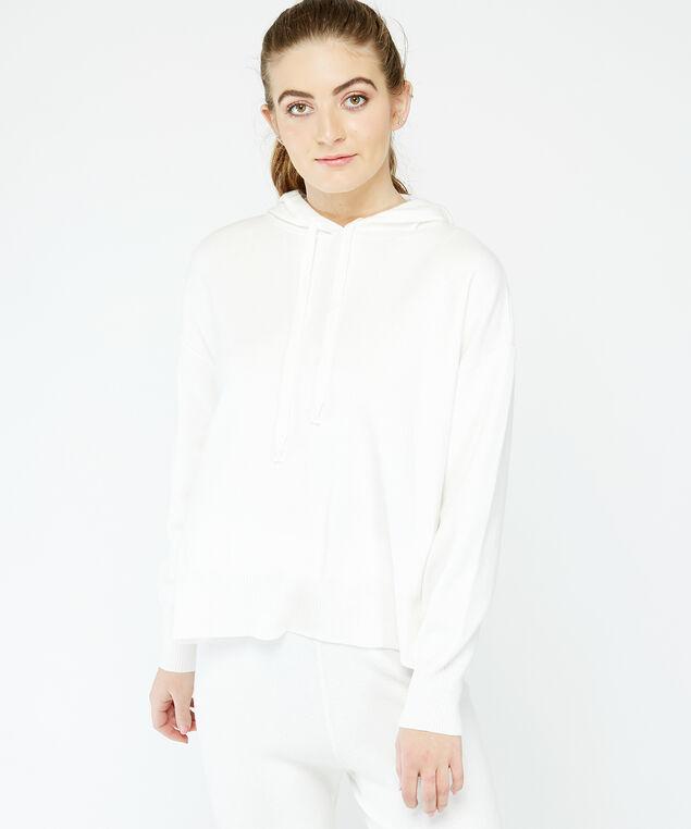 lounge top, White