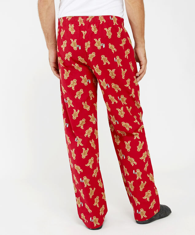 holiday pajama pant, pizza ginger, hi-res