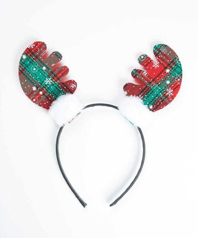 holiday headband, Red/Green