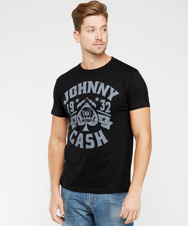 johnny cash, Black