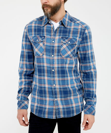 jack st20, Blue Plaid, hi-res