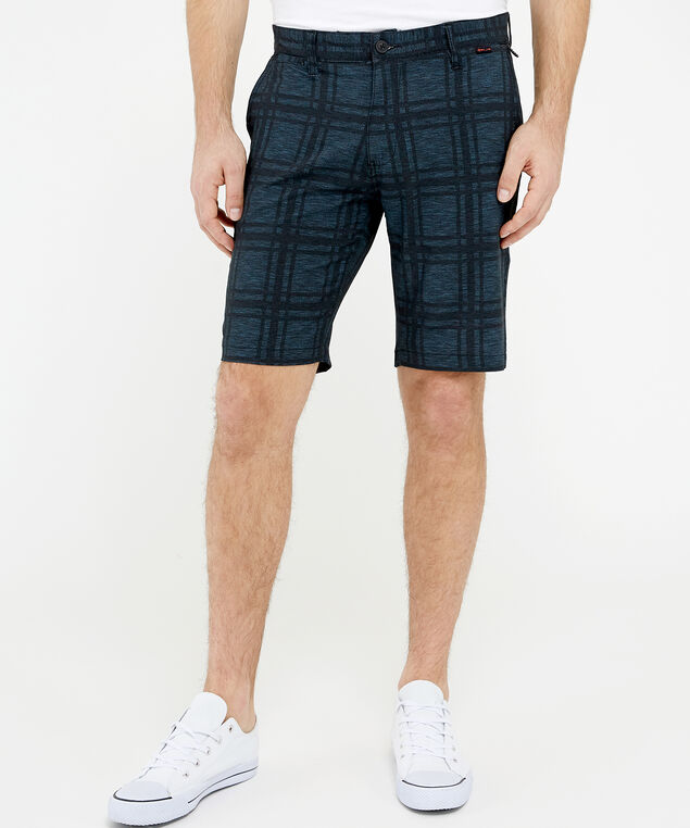 hybrid short - wb, Navy, hi-res