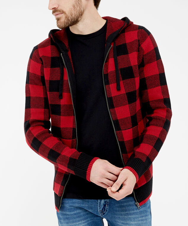 rafi, Red Plaid, hi-res