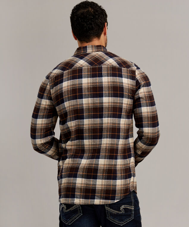 ivan f18, BROWN PLAID, hi-res