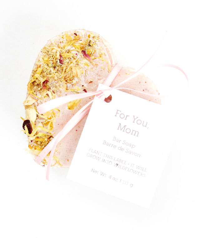 mother's day soap bar, Pink