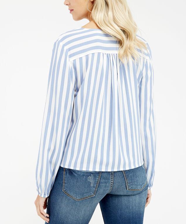 serene, Blue Stripe, hi-res