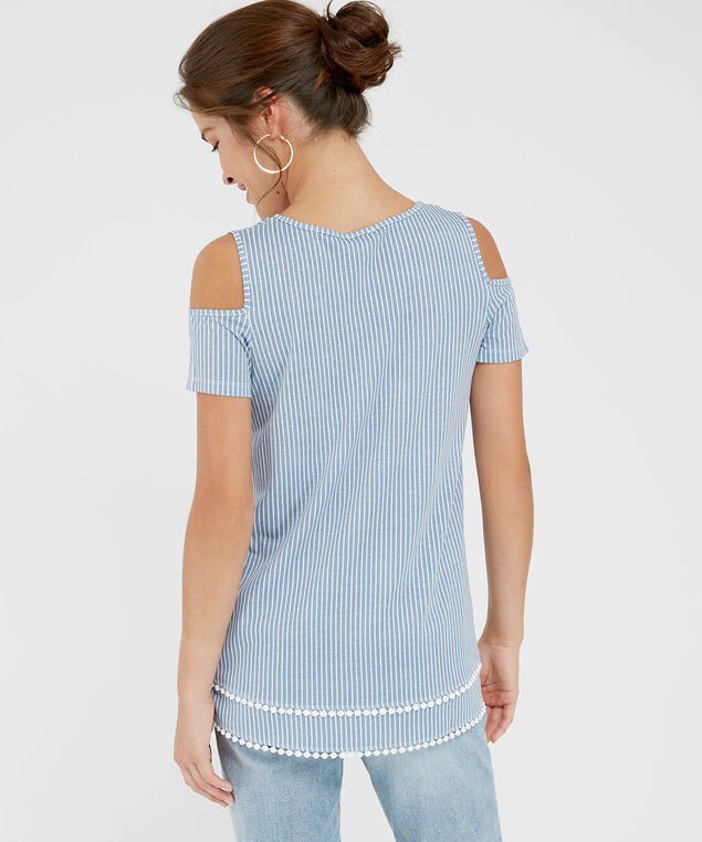 camrose, BLUE STRIPE, hi-res