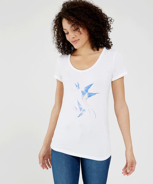 bird graphic, WHITE, hi-res