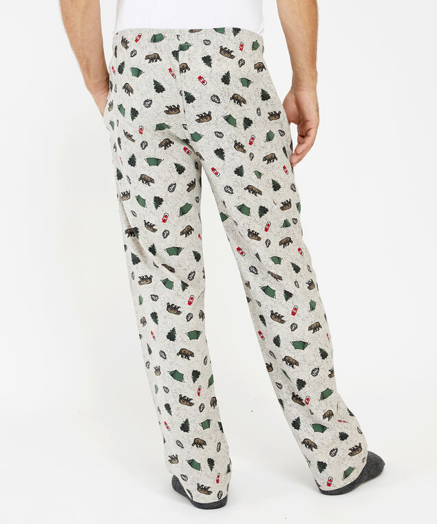 holiday pajama pant, camp convo, hi-res