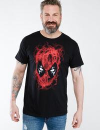 deadpool screen tee shirt
