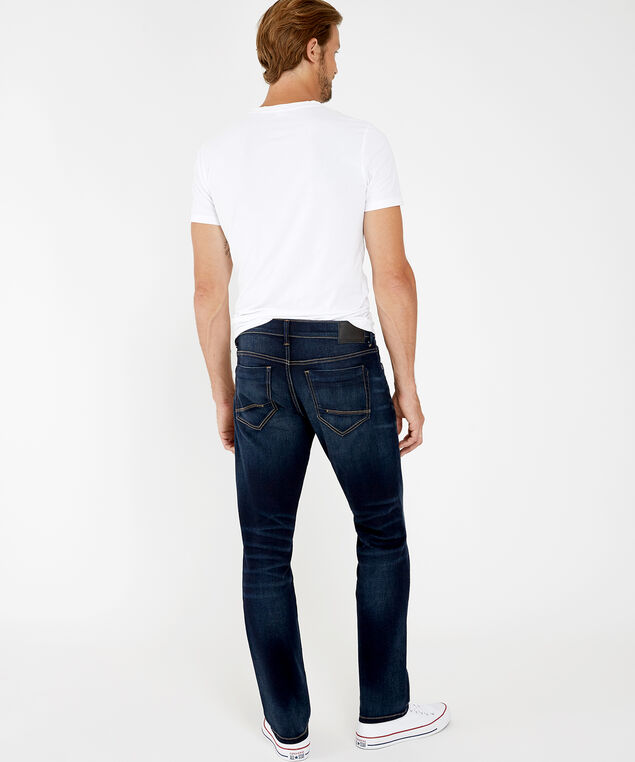 slim straight knit, , hi-res