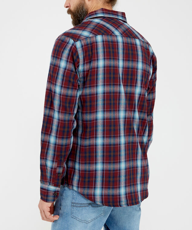 ivan sp20, maroon/peppermint plaid, hi-res