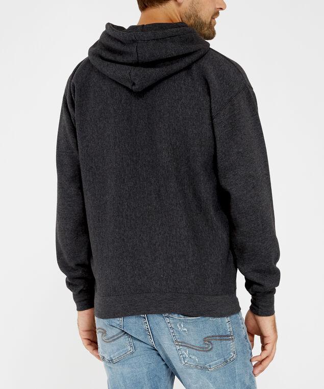 hockey nights hoodie, Charcoal, hi-res