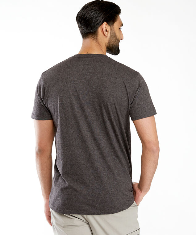 incredible hulk tee shirt, Charcoal