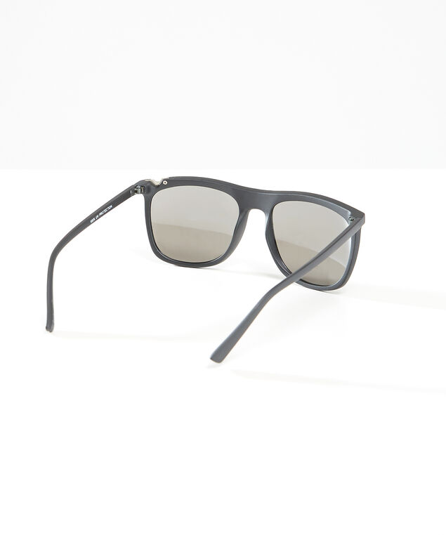 matte sunglasses, Black, hi-res