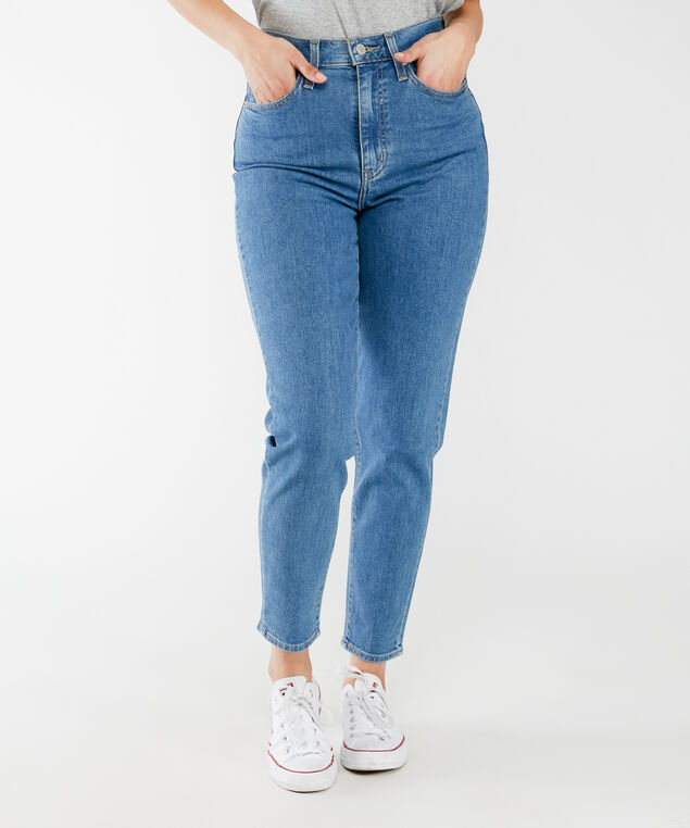 fyi high-waisted taper - wb,