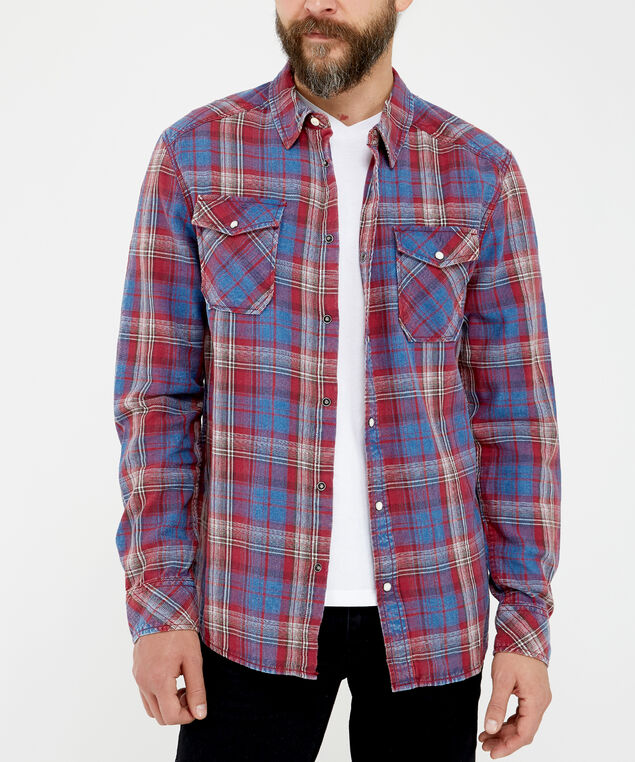 jack st20, Red Plaid, hi-res